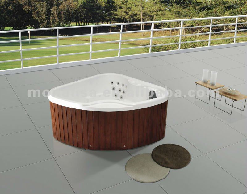 Mini Hot Tub Spa M-3344 - Buy Mini Hot Tub Spa,Two Person Spa ...