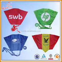 Mini foldable pocket kite for promotion with your logo
