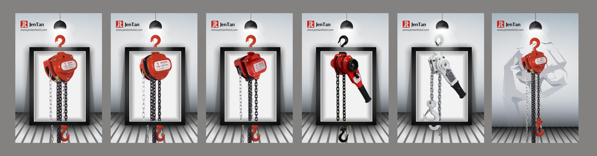 JenTan Manual chain lever block1t 1.5t 3t 6t 9t /lever blocks/lever hoists