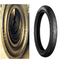 Motorcycle tyre mould processing