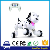 New arrival smart wireless radio control robot dog moving toy dogs with strong function