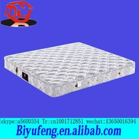 wash brand 3 d natural in adults Big core knitting spring mattress