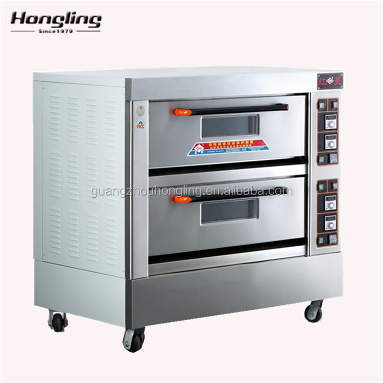 CE Approved Commercial Electric Bread Baking Oven since 1979