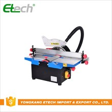 Factory price wood machine used table saw for sale