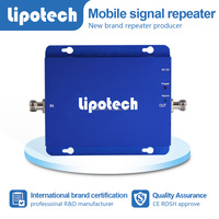 LIPOTECH factory China manufacturer best price CDMA/DCS 850/1800mhz dual band OEM cell phone cover mobile signal booster
