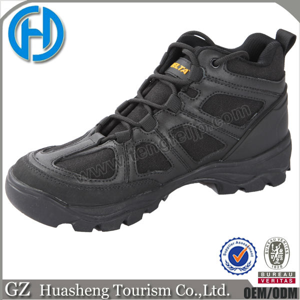 anti-oil army safety boot shoes 2014