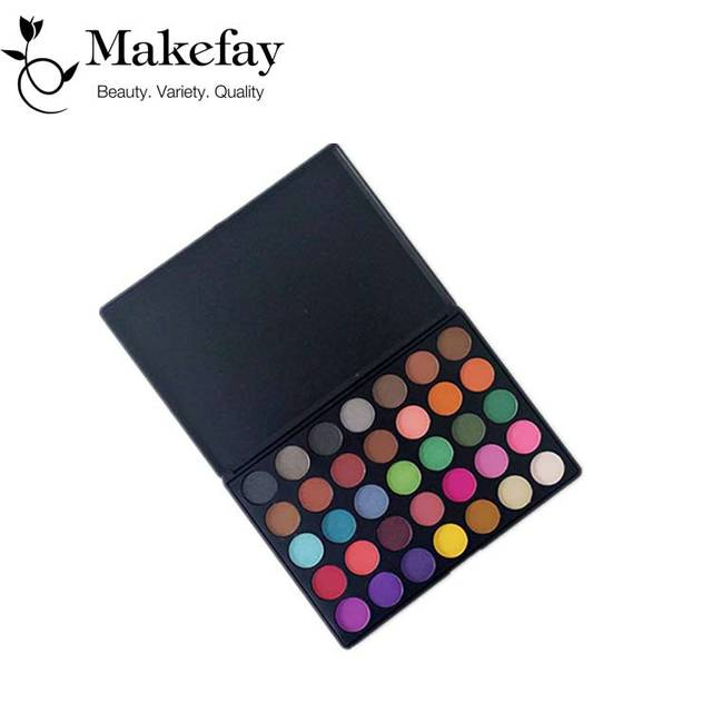 New make up cosmetics eyeshadow nude eyeshadow palette with cheap price