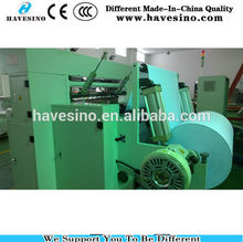 automatic thermal paper 2 color printing press