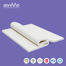 natural latex american standard orthopedic foam topper mattress