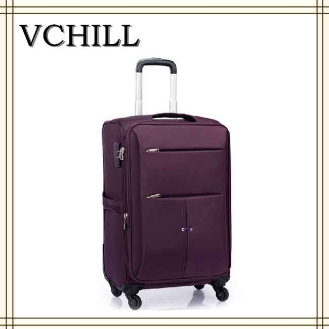 fancy travel polo luggage bags