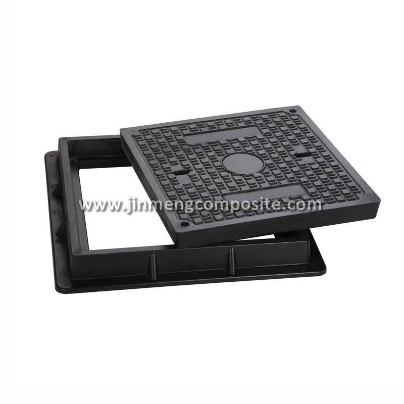 Anti-static ss manhole cover/manhole cover 600x600mm