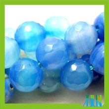 Jewelry supplies gemstone beads aquamarine jade semi precious beads