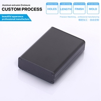YGS-002 71*25.5-100mm China Manufacturer Power Controller Aluminum Enclosure/Case /Shell