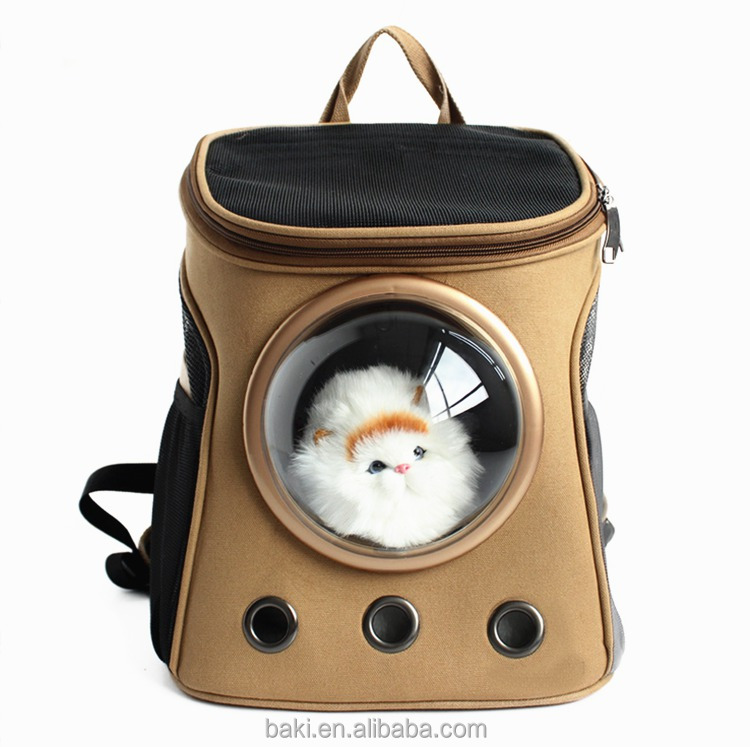 Wholesale Pet Carrier Dog Backpack Cat Carrier Bag