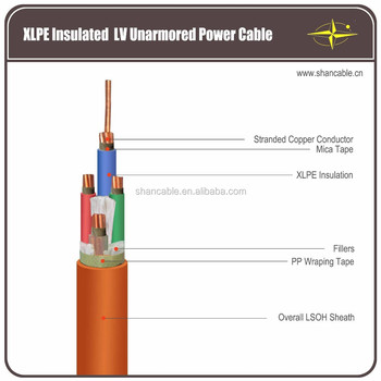 FRC Power cable
