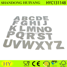 factory supply custom natural cheap plywood alphabet letters