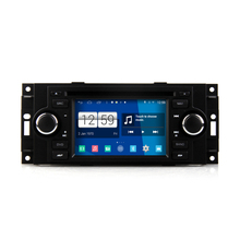 "5"" Quad Core S160 Android 4.4.4 Car DVD player for JEEP Commander 2007 with radio 3G Wifi GPS navigation Bluetooth Mirror-Link"