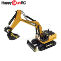 R23026 2015 Latest 1:20 Scale 8CH RC Digger Remote Control Excavator