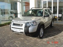 Pre-Owned car LAND ROVER FREELANDER TD4 HSE