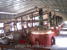 toughened/ tough unsaturated polyester resin making machine plant