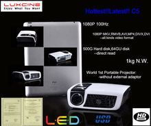 XMAS Promotion!!! C5 best video projector
