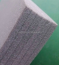 PE material cross linked polyethylene foam block