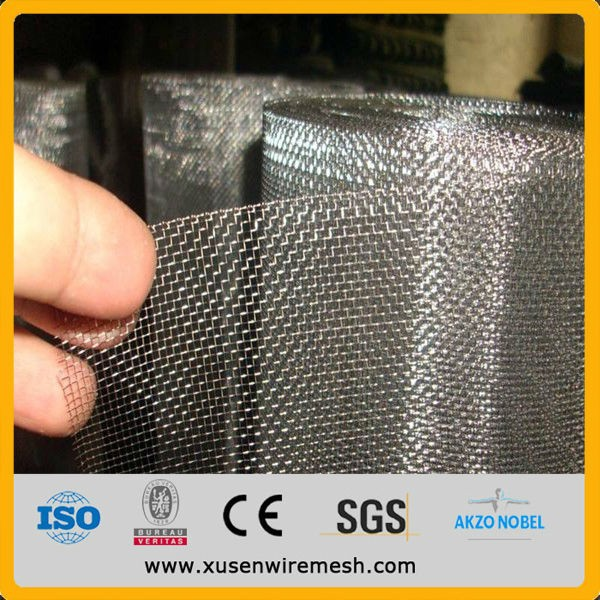 anti dust window screen with stainless steel material