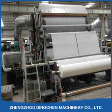 2100mm High Quality Toilet tissue Paper Making Machine on sale paper towel machine for manufacturer price