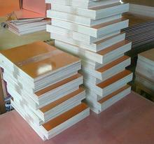 Epoxy fiber glass material FR4 copper clad laminate/sheet