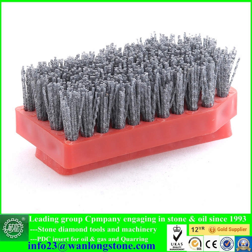 Steel Brush Frankfurt Antique abrasive Brush polishing brush for drill granite,wanlong daimond tools