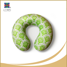 Hot Roll Packing Travel Car Seat U Neck Custom Print pillow
