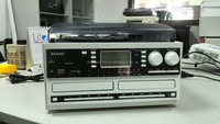 good price turntable cd radio record cassette bluetooth USB SD player for sale