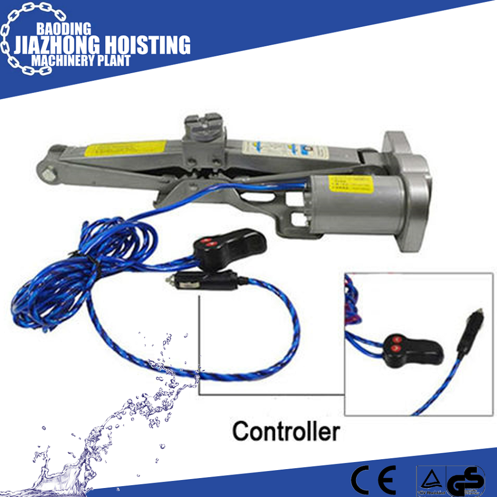 HUAXIN 2T DC car jack electric