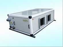 High strength stable operation and low vibration chilled water air handling unit