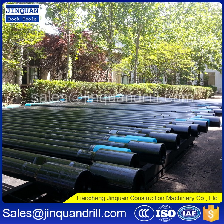 Effect assurance opt drill rod steel grades / standard drill rod sizes with low price