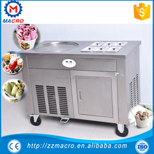 Ice Cream Cold Plate Machine,Fried Ice Cream Roll Machine Thailand,Fried Ice Cream Machine Single Pan