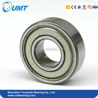 Low price Deep Groove Ball Bearing 6000 2RS 6000 ZZ for motorcycle