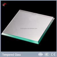 High strength 8mm price tempered glass