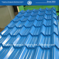 Colored Steel Roof Tile Sheet