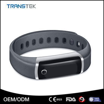 Customized color Smart Wristband Heart Rate Monitor Fitness Tracker