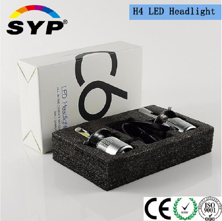 auto light for car motocycle H7 H13 H11 high lumen headlight DC24V 12V
