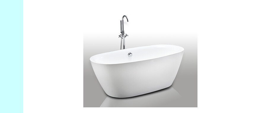 Modern CUPC Certificated Freestanding Bathtub JS-6831
