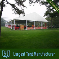 Decoration lining indoor cheap white wedding marquee party tent for sale