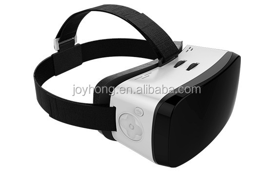 Low price VR 3D Eyeglasses with 4000mah lithium battery with 3d glasses for 3d films and videos