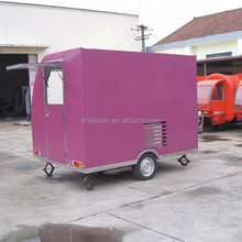JX-FS290B so remarkable so special mobile trailer food
