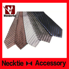 black and white striped striped ties Necktie