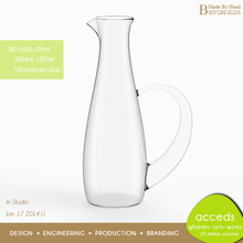 Latest Original Designed High Borosilicate Glass Coffee Pot
