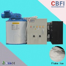 Containerized Portable Flake Ice Maker Hot Sale