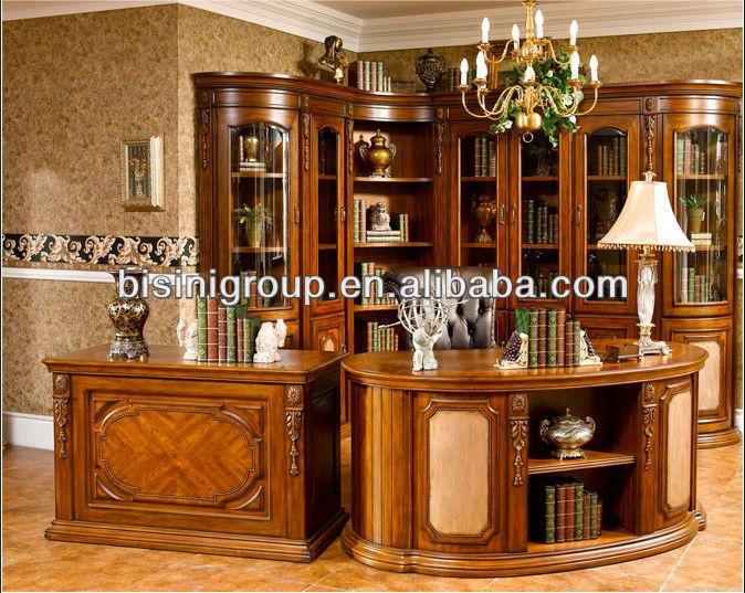 hochwertige american style handgeschnitzt schreibtisch amerikanischen stil aus holz b rom bel. Black Bedroom Furniture Sets. Home Design Ideas