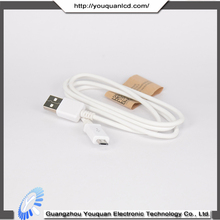 Wholesale price for Samsung usb data charging cable with adapter usb cable